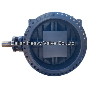 Double/Triple Eccentric Butterfly Valve