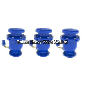 Preventing Water Hammer Air Valve