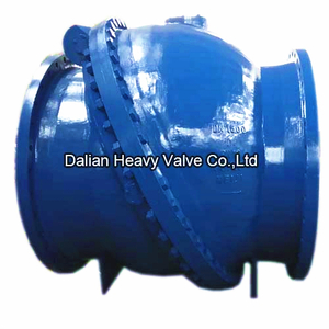 DN1600 Double Disc Swing Type Check Valve