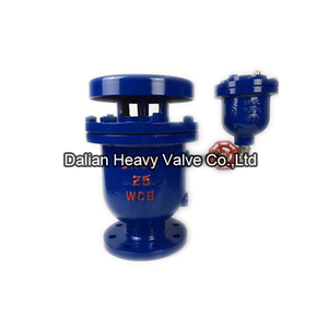 Combined High Speed Air Valve
