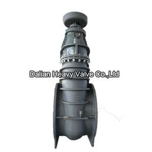 Non-rising Stem Gate Valve