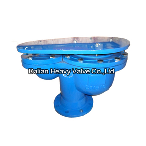 Double Hole Air Valve